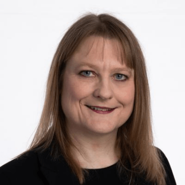 Councillor Cathy Mitchell